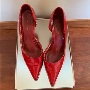 Expression Shoes - Red Heels